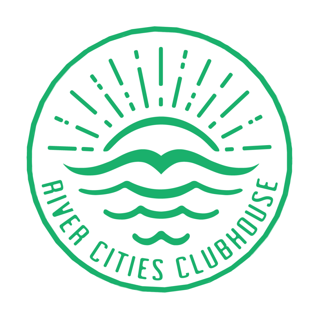 River Cities Clubhouse Logo